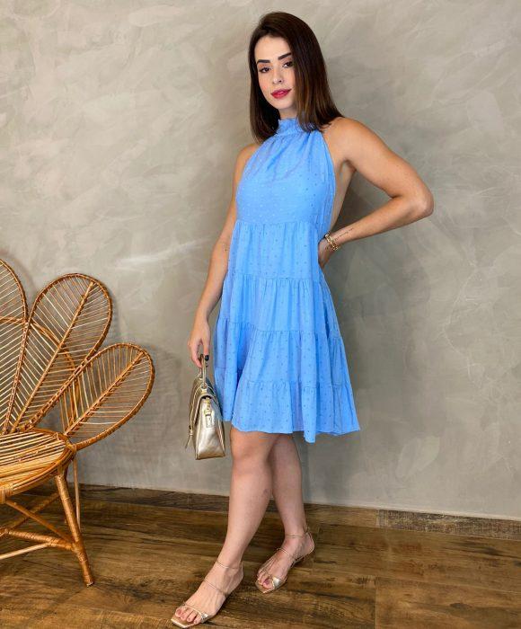 fernandaramosstore com br vestido com bojo azul