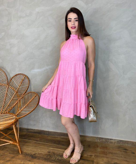 fernandaramosstore com br vestido com bojo rosa 3